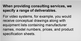 Services blurb